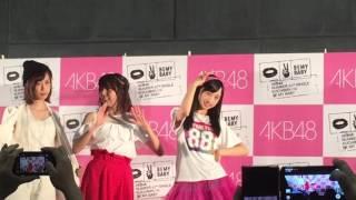 20160501 パシフィコ横浜 #ゆいゆい #小栗有以.