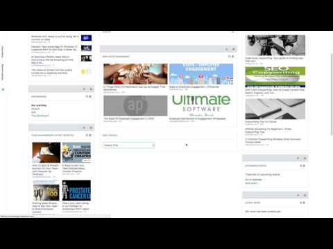 Enhance your Totara LMS with a new content curation plugin