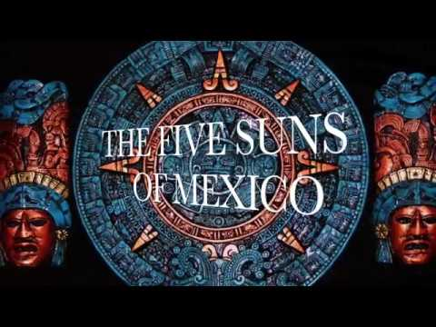 THE FIVE SUNS OF MEXICO (multimedia lecture)