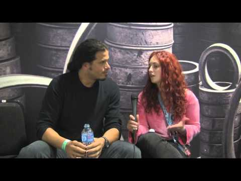 Jeff Scott Soto interview @ HRH AOR Festival 2013