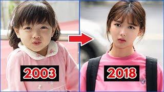 Kim Yoo Jung Evolution 2003 - 2018
