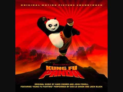 17 Kung Fu Fighting ft CeeLo Green and Jack Black  Hans Zimmer Kung Fu Panda Soundtrack