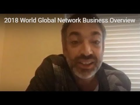 2018 World Global Network Business Overview, Jeremy Roma