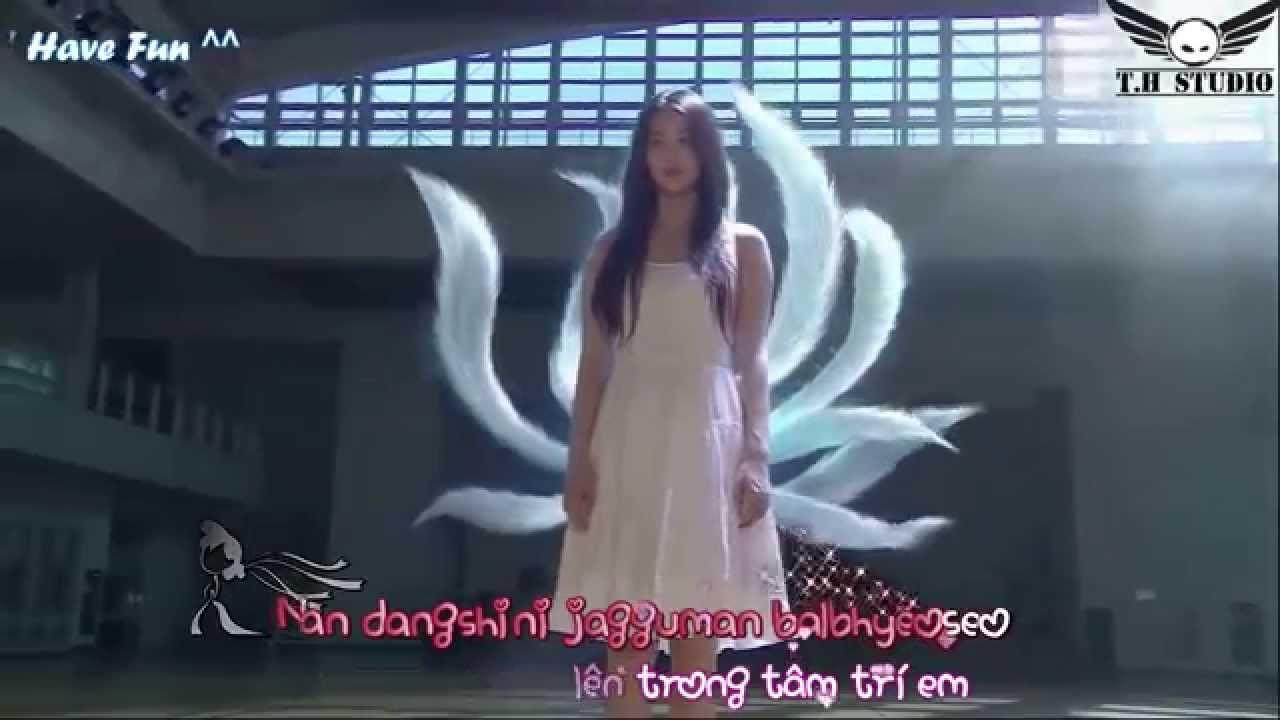 Download [ Vietsub + Kara ] Fox Rain - Lee Sun Hee ( My Girlfriend Is A Gumiho OST )