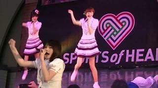 14 October 2017 / Yoyogi Kohen (Park in Shibuya-ku, Tokyo) Idol group: Hyper Motivation カプ式会社ハイパーモチベーション(通称:ハイモチ) ◇Channel ...
