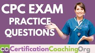 CPC Practice Exam Questions — Code 33975 vs. 33975 / 33404