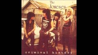 The Joneses - Criminal History