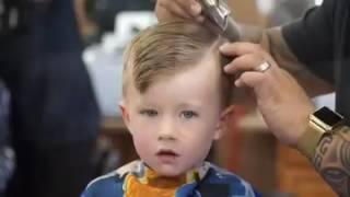 Fryzura dzieci 2016 kielce
