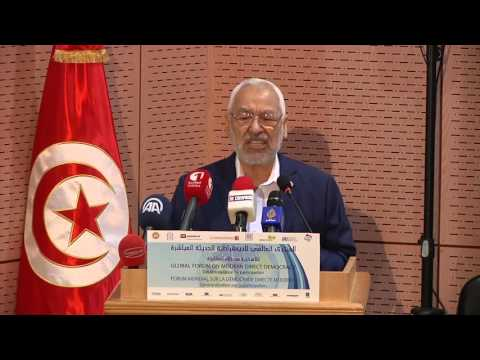Workshop Direct Democracy and Islam 4 Rached Ghannouchi Speech 1