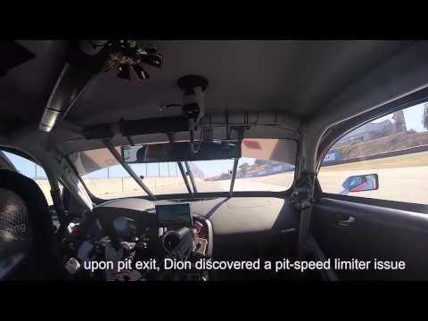PMR Qualifying Report: Laguna Seca