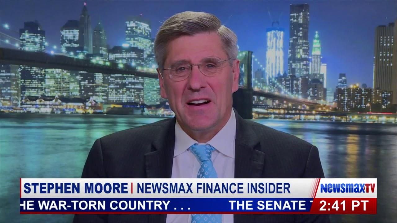 Stephen Moore Talks Tax Reform - YouTube