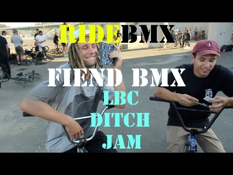THE CRAZIEST BMX JAM LONG BEACH HAS EVER SEEN