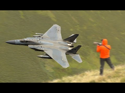 F15s MACH LOOP