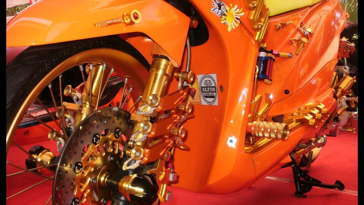 Aksesoris Untuk Modifikasi Motor Beat Terkeren Motor Cross