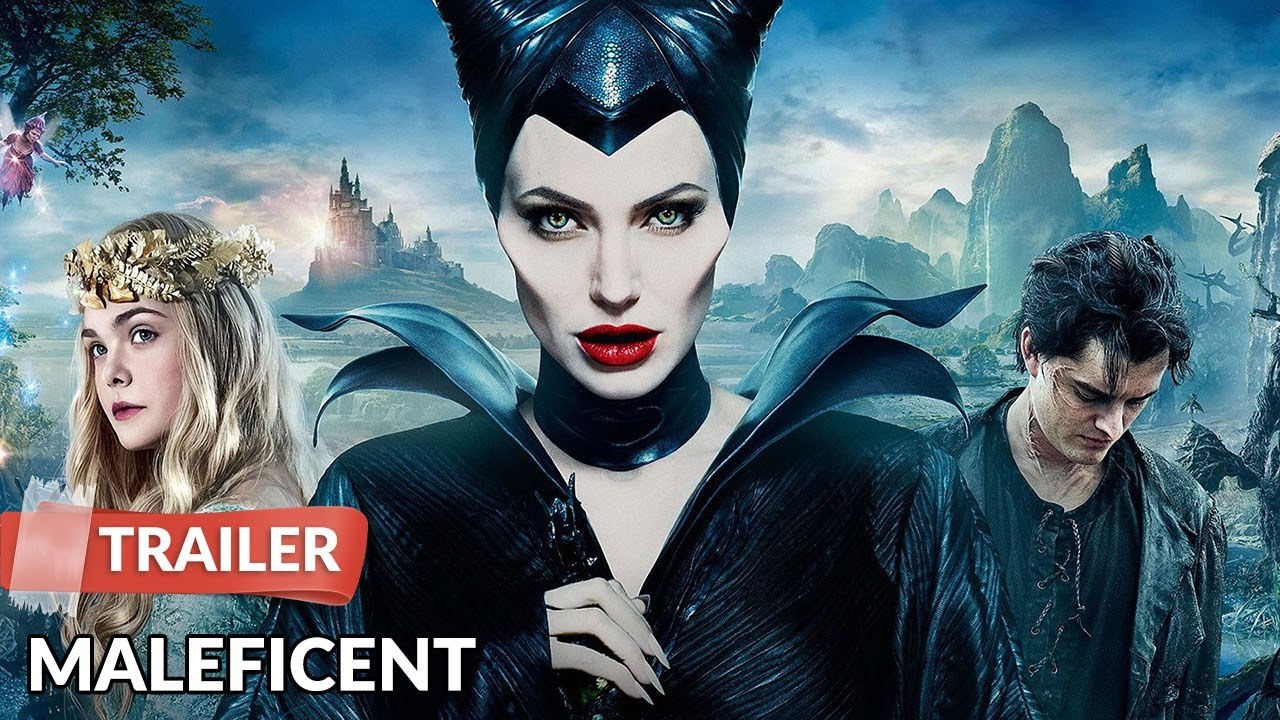 Maleficent 2014 Trailer Hd Angelina Jolie Elle Fanning
