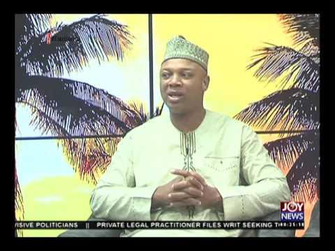 Paul Afoko's Suspension - AM Talk on Joy News (16-8-16)