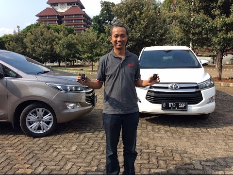 Toyota All New Kijang Innova 2016 Review Indonesia - OtoDriver (Part 2/3) (English Subtitled)