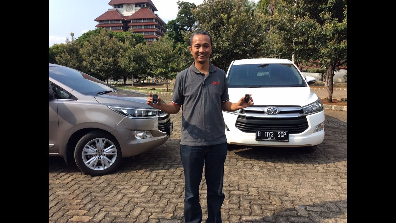 All New Toyota Kijang Innova 2019 Review 2016 Indonesia