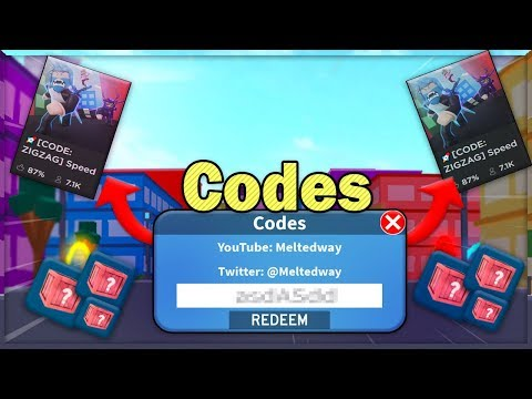 All Elite Speed City Codes Roblox Youtube