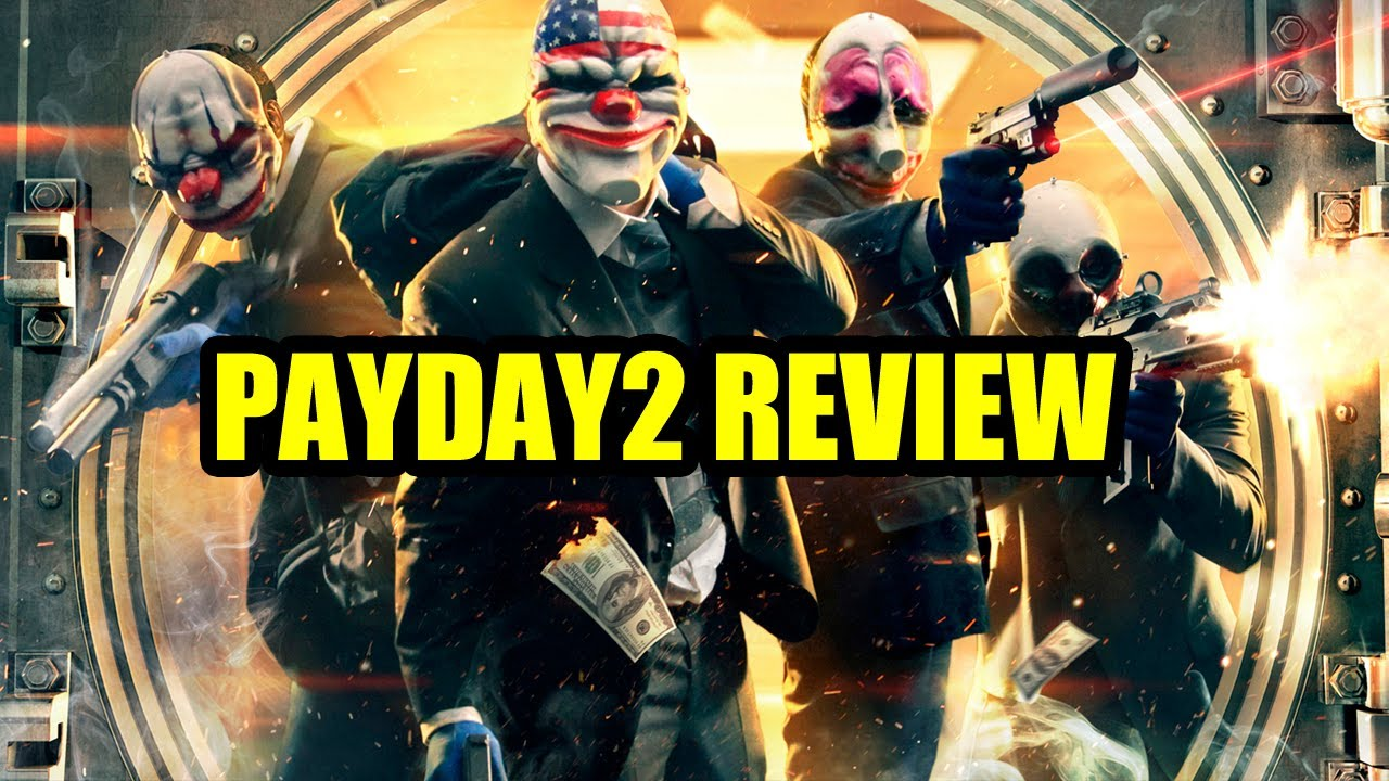 PAYDAY 2 Crimewave Edition Review - Wacht met kopen - XGN.nl