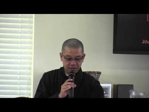 17:00 Dharma Lecture at San Pedro by Ven Khai Thien Part 1