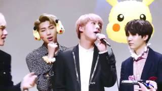 Namjin lovely moments