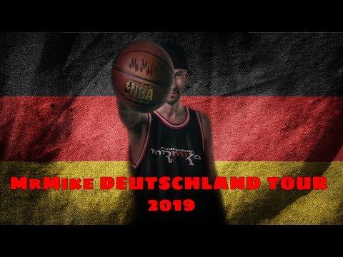 """Die MrMike """"Deutschland Tour"""" 2019"""