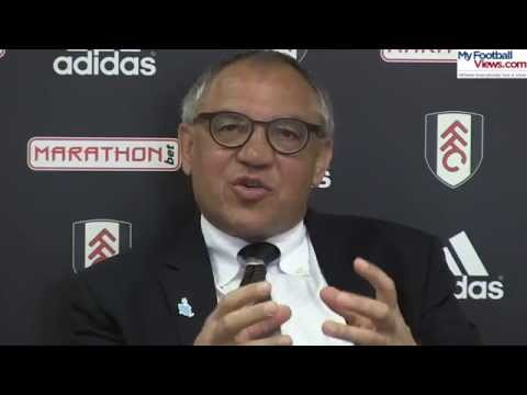 Felix Magath: We need tough guys to lead Fulham