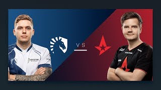 CS:GO - Team Liquid vs. Astralis [Dust2] Map 4 - GRAND FINAL - ESL Pro League Odense Finals 2018