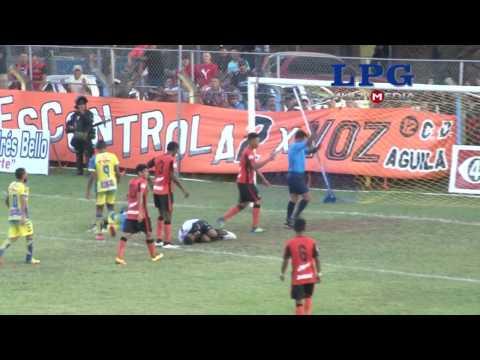 Resumen Limeño 2 - 0 Águila fecha 2 Clausura 2017