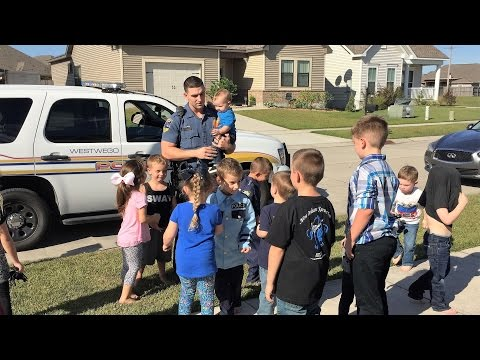 'Police help people,' slain Westwego officer says in birthday party video