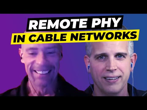 Remote PHY in Cable Network