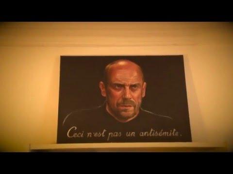 Visite chez Alain Soral