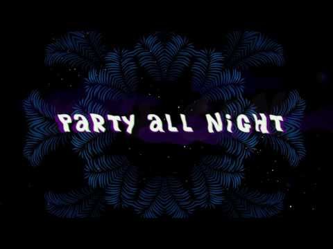 Crystal Fighters - All Night (Lyric Video)