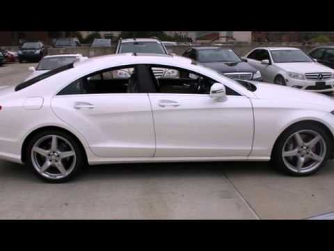 2014 mercedes benz cls class white plains ny hartsdale ny for Mercedes benz of white plains