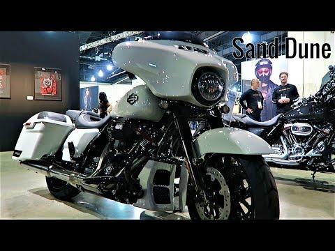 2020 Harley-Davidson CVO Street Glide