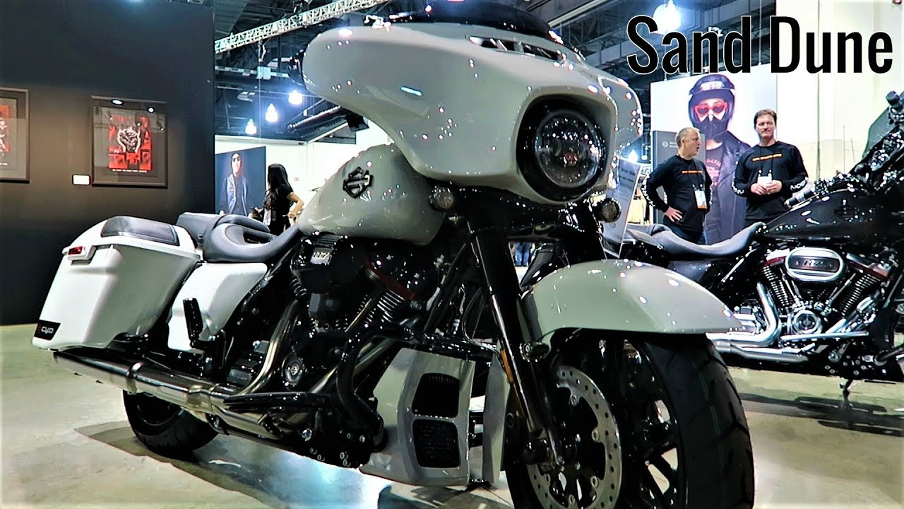 2020 Harley Davidson Cvo Street Glide First Look All 3 Colors Shown