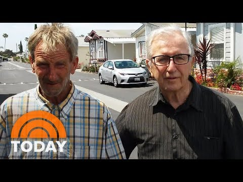 Father Finds Out The Son He Thought He'd Buried Is Still Alive | TODAY