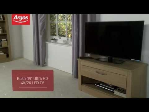 Bush 39 Inch Ultra HD 4K/2K LED TV Review