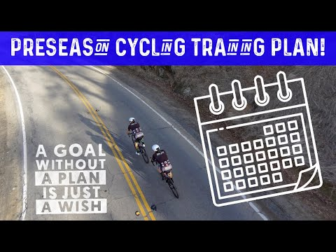3 Month Preseason Cycling Training Plan! | Cycling Tips