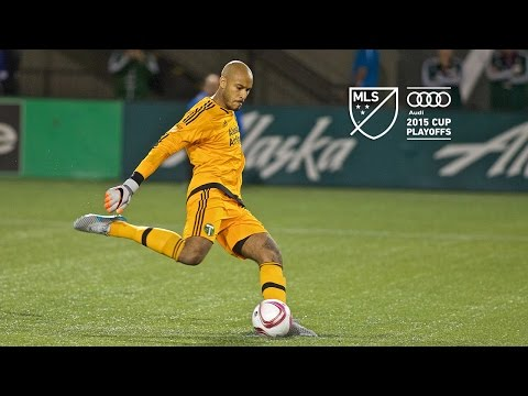 Penalty Shootout   Portland Timbers 7, Sporting Kansas City 6   Audi 2015 MLS Cup Playoffs