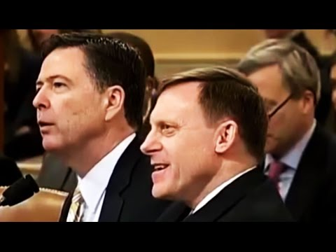 FBI & NSA Directors Are Actually Asked To Fact-check Trump Tweet Live For Congress