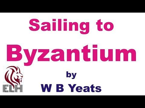 Sailing To Byzantium In Hindi Summary / हिंदी सारांश | Explanation | By  WB YEATS