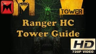 Metro Last Light PC Tower Pack DLC Complete Guide for Ranger Hardcore Difficulty HD720p