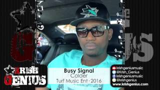 Busy Signal - Colder - July 2016
