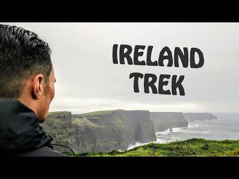 Ireland Trek Sneak Peek (Video Credit to Gabby Molite)