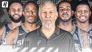 San Antonio Spurs VERY BEST Plays & Highlights from 2018-19 NBA Season!