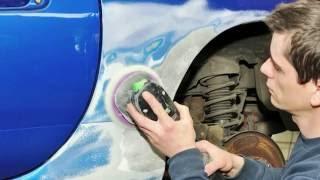 как покрасить авто в домашних условиях видео