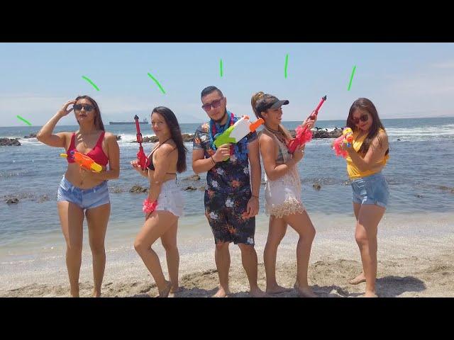 Rvbenbb - 🌞Te Acaloras🏖️🌴(Vídeo Oficial)- Pro. Dj Mix La Fabrica Melodica & Dj Broklyn S.C