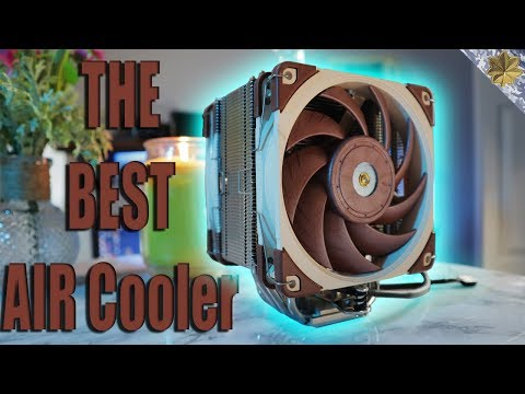 Nothing Can Beat This | NH-U12A CPU Cooler Is Beast Mode.